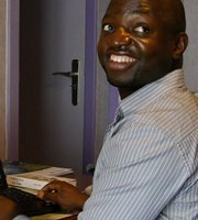 Denis Ndeloh, Primatologist & phd research on Cross River Gorillas