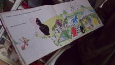 Like Shabnam, Nick and his family like the ecological and social message of the Barbapapa stories