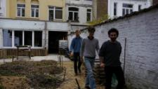The centre is in the first steps in making the garden an edible permaculture garden